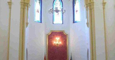Chapel at Spain Street