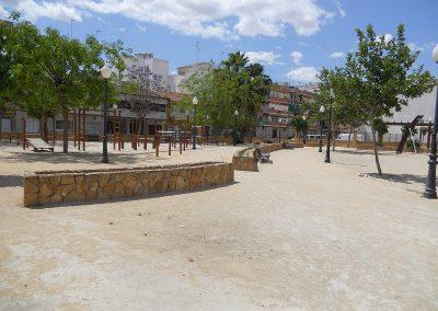 Plaza José Canales