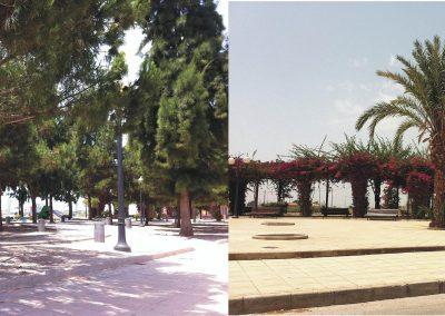 Plaza ciudad de Elche