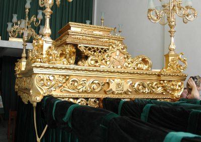 San Pedro y Virgen de La Soledad