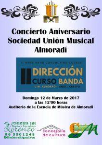 concierto 12 marzo