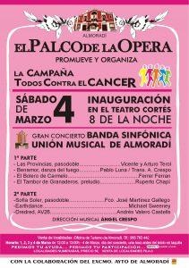 concierto solidario Almoradi