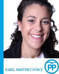 Isabel Martínez Ponce