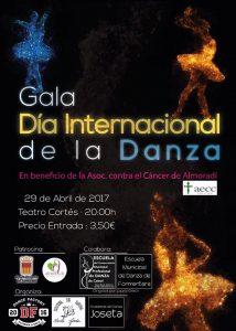 Gala Día Internacional de la Danza - Almoradí