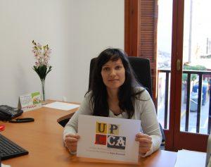 Almudena Albentosa, Concejal de Sanidad