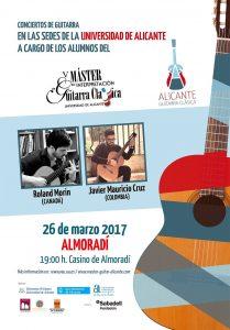 Concierto Guitarra