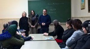 Clase de español para mujeres inmigrantes en Almoradí