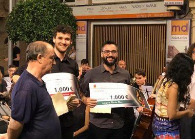 """Ganadores del """"I Concurso de Composición de Música Festera Almoradí 2017"""""""