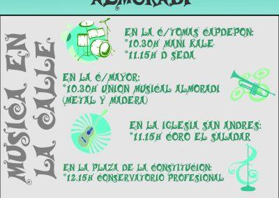 Día de la Música en Almoradí