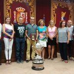 Reconocimiento de la Corporación Municipal a Manuel Murcia