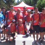 Nuevo éxito del Club Petanca Almoradí