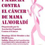 """""""I Marcha contra el Cáncer de Mama en Almoradí"""""""