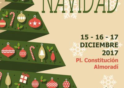 Llega a Almoradí la VIII Feria de Navidad