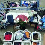Almoradí dona 16 toneladas de ropa usada para darles un fin social