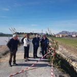 Visita del Diputado de Ciclo Hídrico a Almoradí