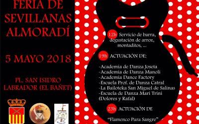 II Feria de Sevillanas en Almoradí