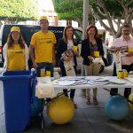 Almoradí se vuelca con 'El Reto del Reciclaje'