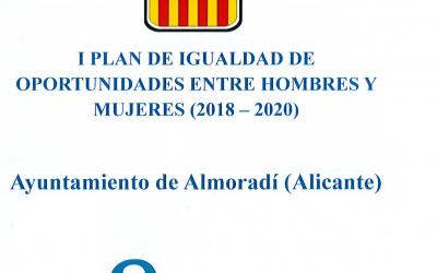 I Plan de Igualdad de Oportunidades entre hombres y mujeres de Almoradí