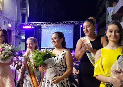 Elección de Reinas y Damas de la Feria y Fiestas Almoradí 2018 y Concurso Nacional de Música Festera