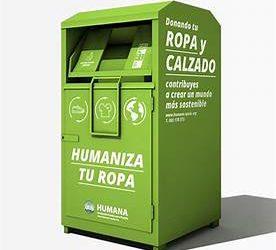 Humana da una nueva vida a 14.200 prendas