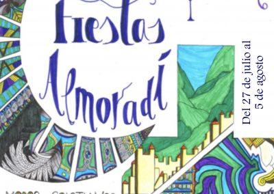 Reparto de libro de Feria y Fiestas Almoradí 2018