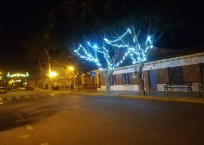 El Ayuntamiento de Almoradí amplia la iluminación y adornos navideños en pedanías y barrios