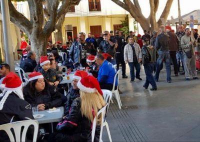 Almoradí clausura con gran éxito la IX Feria de Navidad