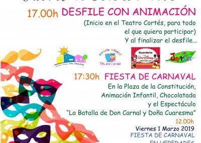 Desfile y Fiesta de Carnaval