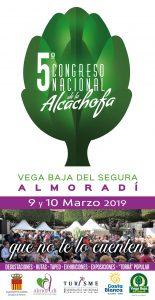 4º CONGRESO NACIONAL DE LA ALCACHOFA VEGA BAJA DEL SEGURA