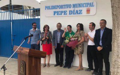 Polideportivo Municipal Pepe Díaz