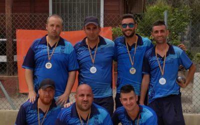 Clasificación del Club Petanca Almoradí