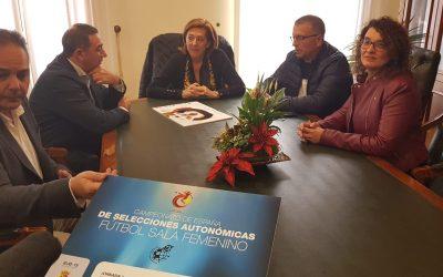 Almoradí acogerá el Campeonato de España de Selecciones Autonómicas de Fútbol Sala Femenino y la 1ª Fase del Campeonato Nacional de Selecciones Autonómicas