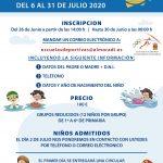 Escuelas Deportivas de Verano 2020