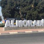 ACTUACIONES DE MEJORA Y ACCESIBILIDAD EN LA ZONA DE ACCESOS A ALMORADÍ POR LA CARRETERA DE ALGORFA