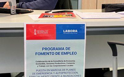 Programas de empleo público