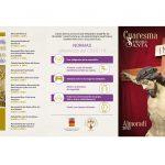 Programa de actos de la Cuaresma y Semana Santa de Almoradí
