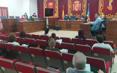 Reunido el Consejo Municipal de Bienestar Social y el Consejo Económico y de Comercio Local