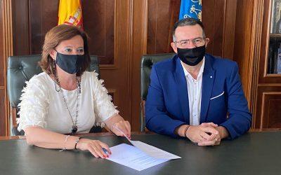 Acuerdo de Gobernabilidad municipal entre el Partido Popular y Contigo Almoradí