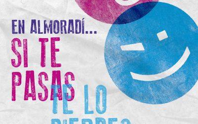 """El Ayuntamiento pone en marcha la campaña """"Si te pasas, te lo pierdes"""" en el Recinto Ferial"""