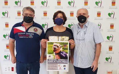 Almoradí acoge un evento para dar a conocer la labor de los perros de asistencia
